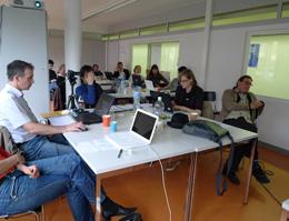 Workshop III am Institut Design in Luzern