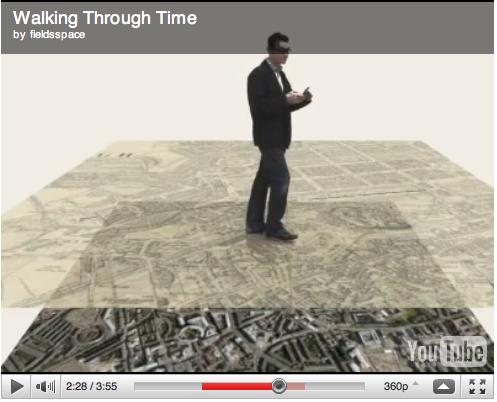 WalkingThroughTime: Videopräsentation
