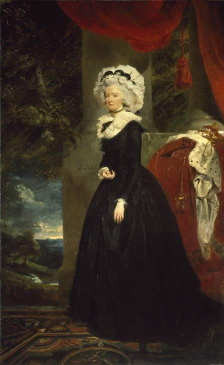 Tate Gallery Online-Gallery: Philadelphia Hannah, 1789