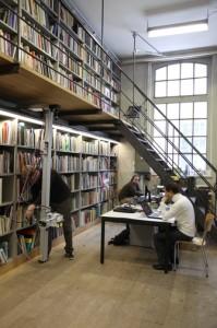 Bibliothek Sitterwerk
