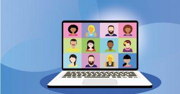 Zusammen lernen im Digitalen Lernraum