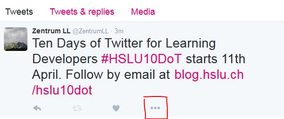 Day 10 share-tweet