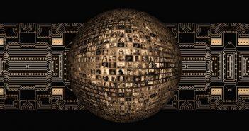 Moderne Datenwelt, alles für den DIGITALEN TWIN