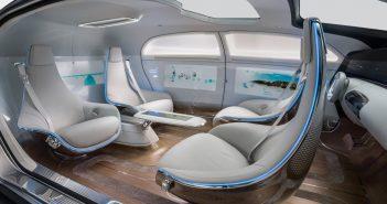 Autonomus Car by Mercedes Benz