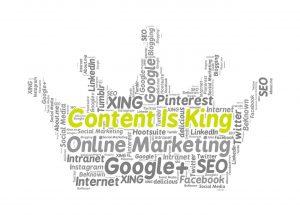 Content ist bedeutsam fürs Marketing