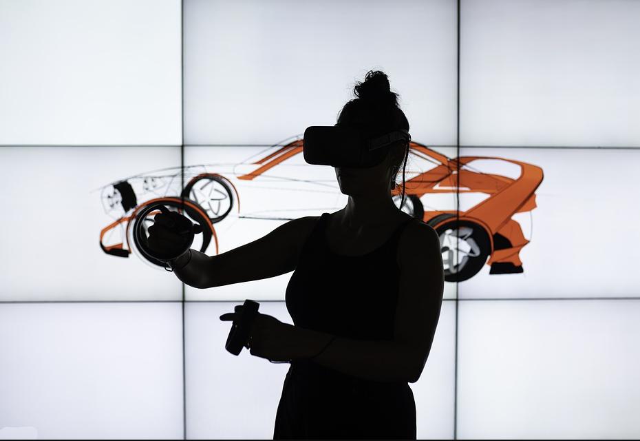 Virtual Reality Auto-Design