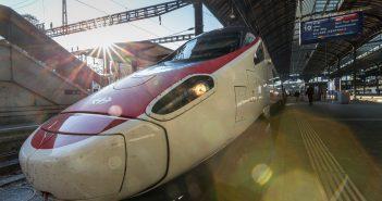 Fahren Züge in der Schweiz schon bald automatisch? - Quelle: unsplash.com