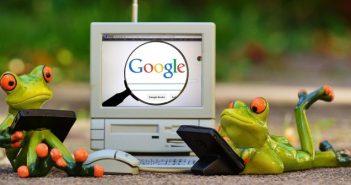 Google gilt als Standard bei der Websuche