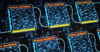 Blockchain visualiert