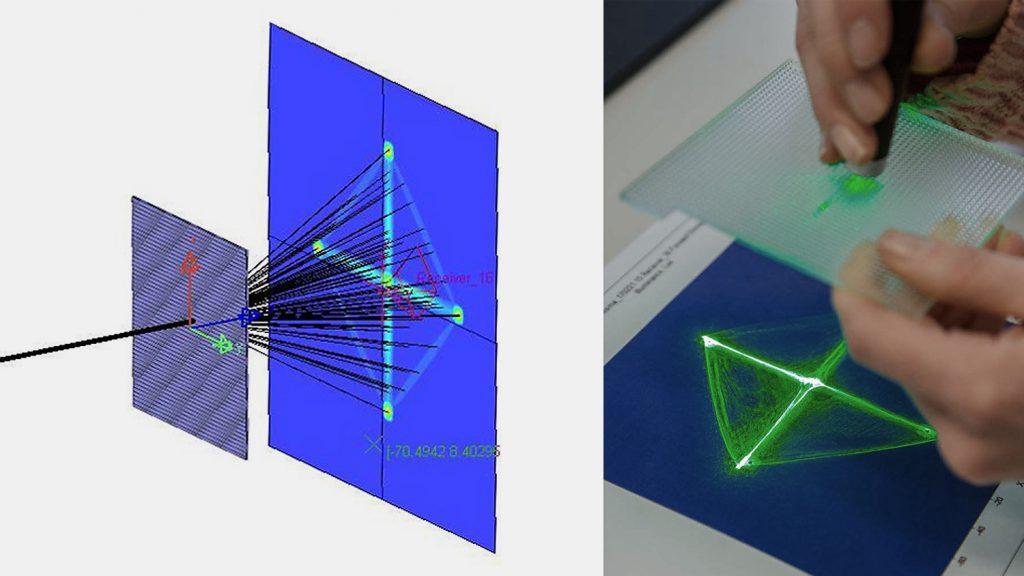 optische Simulation, BRDF, BSDF, Lichtleiter, optische Systeme