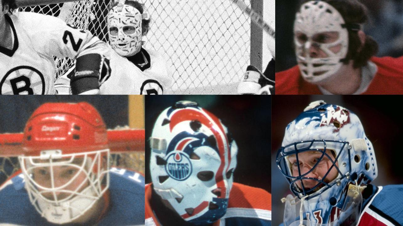 The Evolution Of The Goalie Mask Major Online Business And Marketing