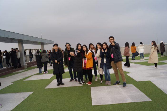 Korea exchange 2018