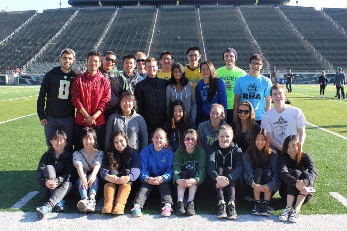 university of oregon team