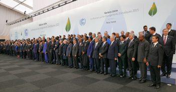 Pariser Übereinkommen 2015