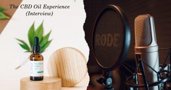 cbd oil interview
