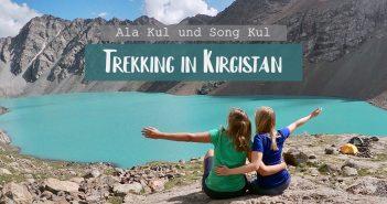 Trekking Kirgistan Ala Kul