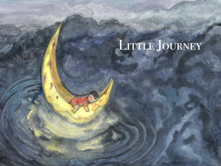 Little Journey – an Illustration Book