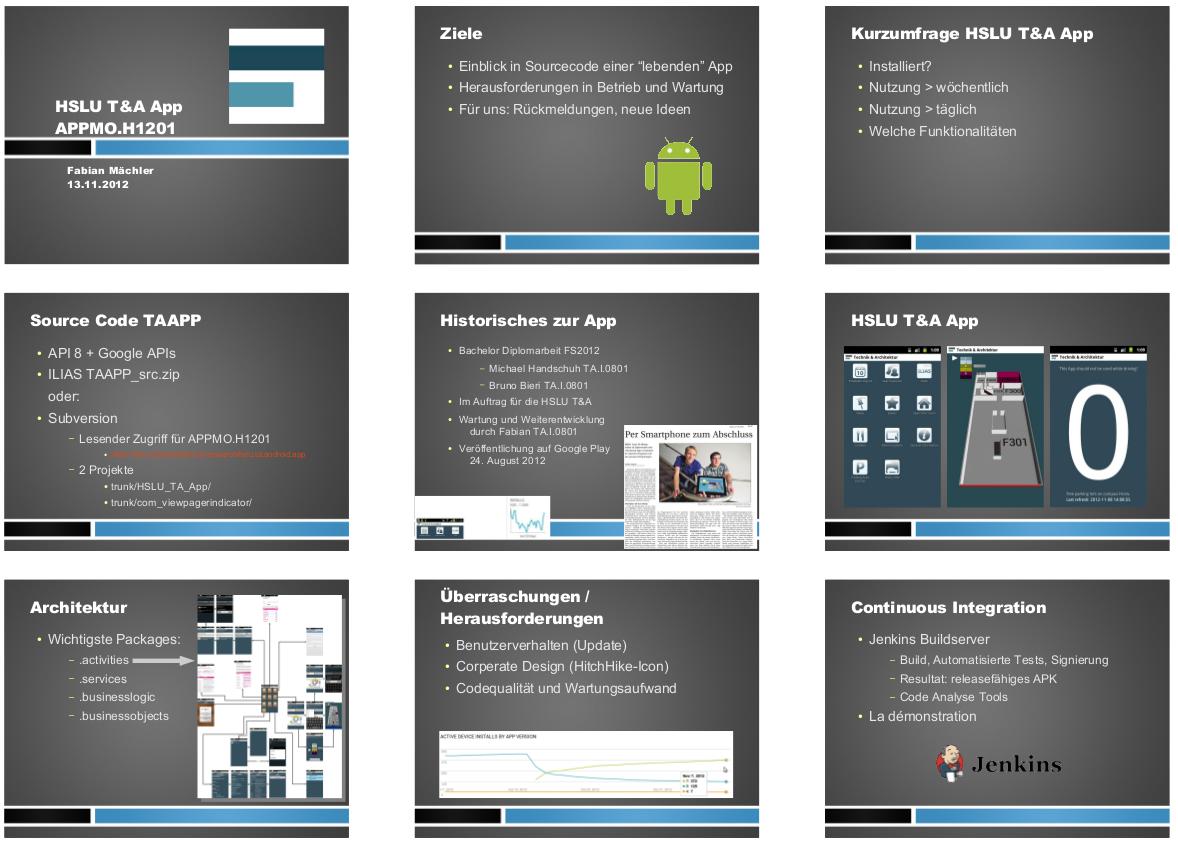 Pr sentation appmo h1201 - Android app ideen ...