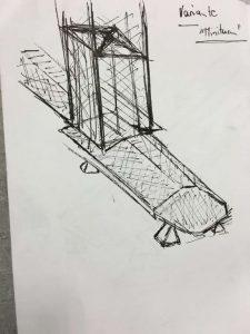 Stahl berarbeitung 3d fachwerk for 3d fachwerk